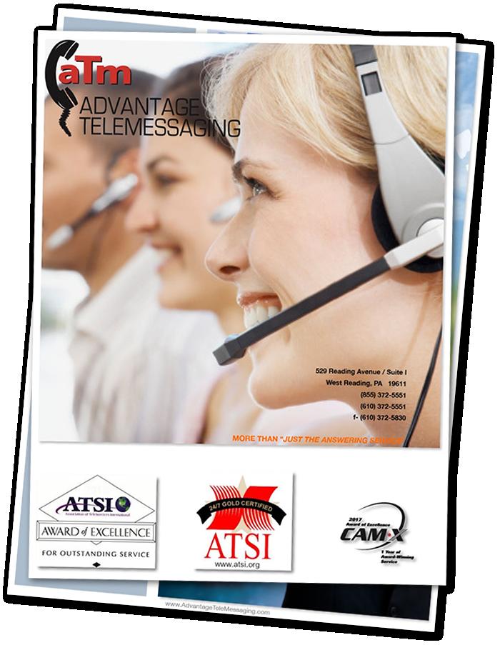 Advantage TeleMessaging, Inc. Brochure