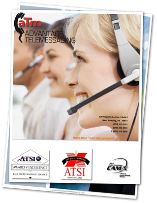 Advantage TeleMessaging, Inc. Brochure